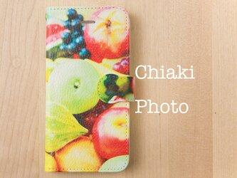 【全機種対応】Fruit*iphone/Androidスマホケース【手帳型】の画像