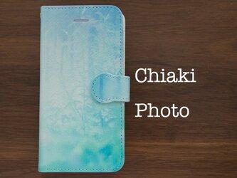 【全機種対応】静かな湖畔*iphone/Androidスマホケース【手帳型】の画像