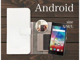 Androidスマホ 全機種対応ケース 仕様説明の画像