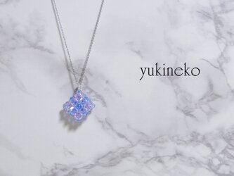 アロマペンダント 紫陽花 2016 青紫の画像