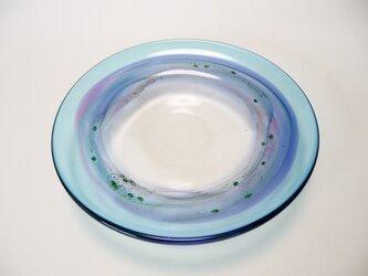 清流の小皿−3の画像