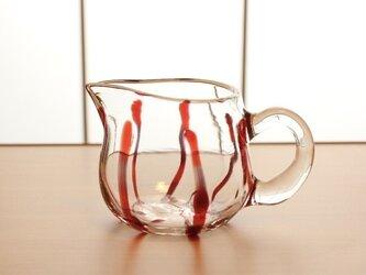『ガラスのピッチャー』耐熱ガラスの画像