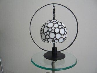 球型スタンドの画像