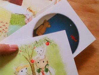 [送料無料]ポストカードよりどり3枚セットの画像