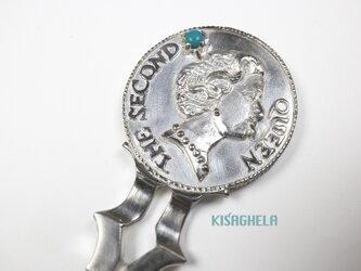 かんざし~COIN(トルコ石)の画像