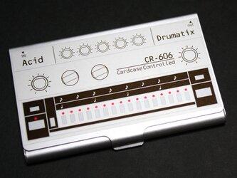 【カードケース】Acid CardCase Drumatix CR-606 カードケースリズムマシン Ver2.0の画像