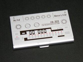 【カードケース】Acid CardCase Bass line CB-303  Ver2.0の画像