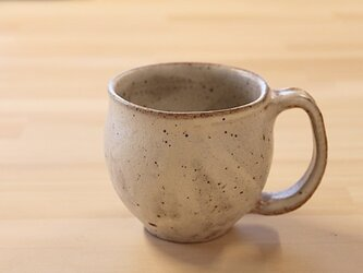 No.kk-03 黄粉引マグカップ(再出品)の画像