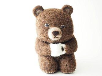 BROWN COFFEE BEARの画像