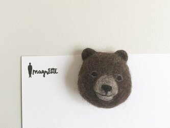 BROWN BEAR MAGNETの画像