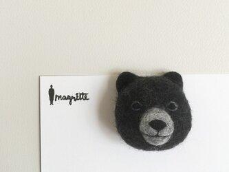 BLACK BEAR MAGNETの画像