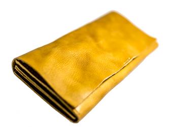 ヴィンテージ・タン / 本革長財布の画像