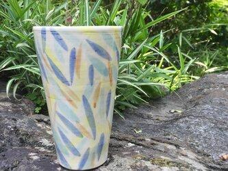 夏色 ビアカップの画像