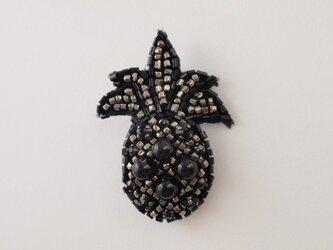 パイナップル(黒)の画像
