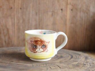 猫のマグカップ(5)の画像