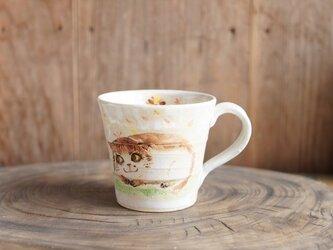 猫のマグカップ(4)の画像