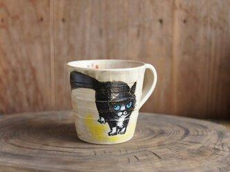 猫のマグカップ(3)の画像