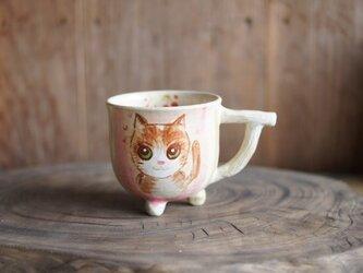 猫のマグカップ(1)の画像