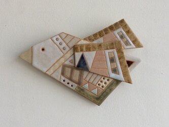 鳥の壁掛け(№310)の画像