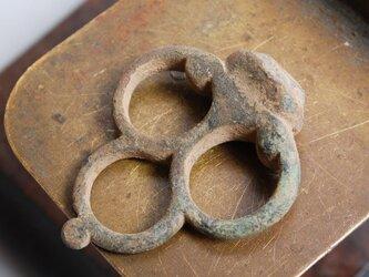 アンティーク・ブラスコック(蛇口栓)パーツ ~ヴィンテージ北欧雑貨・アルケミストの画像