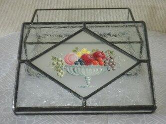 手描きBOX(フルーツの盛り合わせ)の画像