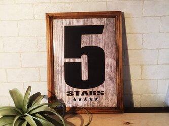 5starsポスターの画像
