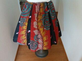 かわいい フレアー スカートーーーネット外で売れましたの画像