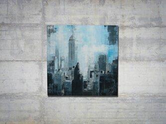 New York city scape composition #9 / ニューヨークの作品の画像