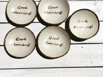 """""""Good morning! Plate""""の画像"""