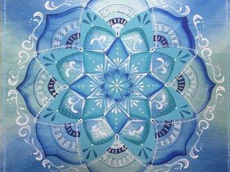 氷 曼荼羅の画像