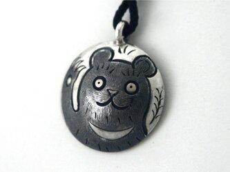 熊  ペンダントの画像