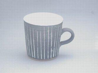 線紋マグカップの画像