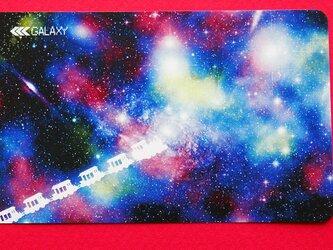 【新作】銀河の夜行列車ICカードステッカーの画像