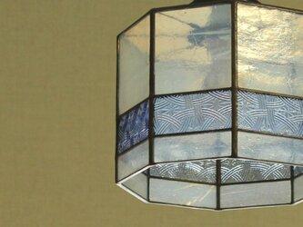 和風レトロなペンダントライトの画像