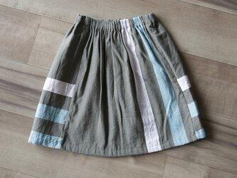 powan skirt CHILDの画像