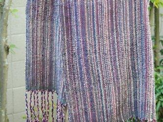 シルク手織ショール3の画像