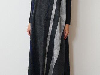 fuwa-T LONG wool70 cotton30の画像