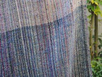 手織ストール4の画像