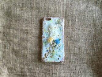 iPhone6/やさしい花の微笑みの画像