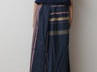 powan skirt LONG cotton100の画像