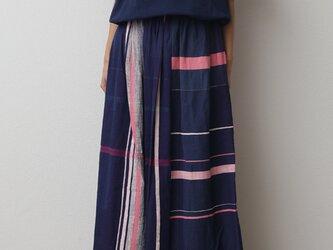 powan skirt LONG cotton100の画像