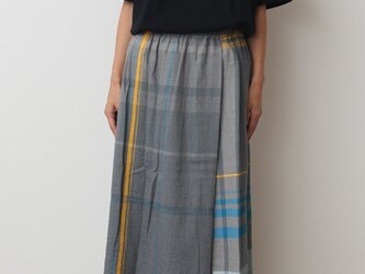 【NEW】powan skirt SHORT COTTON100の画像