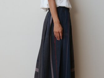 【NEW】wide pants short cottonの画像