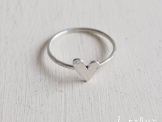 【再販】 I Heart You Ringの画像