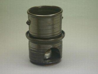 チョコ・フォンデュ鍋の画像