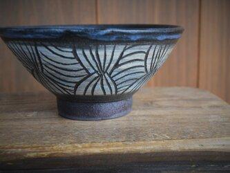 ご飯茶碗-線の画像