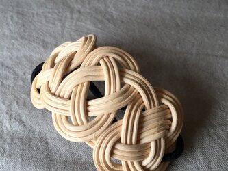 籐の髪飾の画像