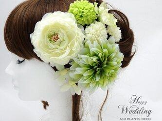 髪飾り(28)~for Wedding~の画像