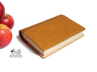 《再販》文庫本Size・ブックカバー/Dottore・マスタードの画像