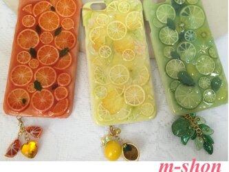 citrus iphone cover(6/6s)の画像